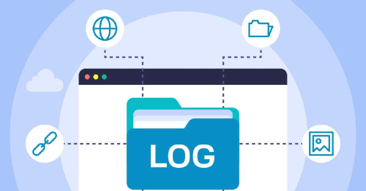 archivo log