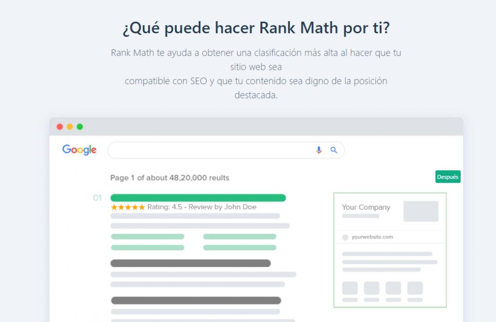 ¿Qué es Rank Math y para qué sirve?